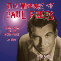 The Writings of Paul Frees - Paul Frees