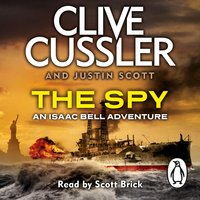 The Spy - Clive Cussler,Justin Scott