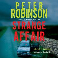 Strange Affair - Peter Robinson