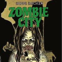 Zombie city 4: De levandes land - Benni Bødker