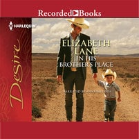 In His Brother's Place - Elizabeth Lane