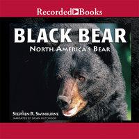 Black Bear - Stephen R. Swinburne