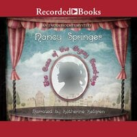 The Case of the Gypsy Goodbye - Nancy Springer