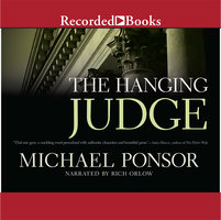 The Hanging Judge - Michael Ponsor