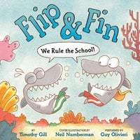 Flip & Fin: We Rule the School! - Timothy Gill
