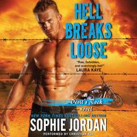 Hell Breaks Loose - Sophie Jordan