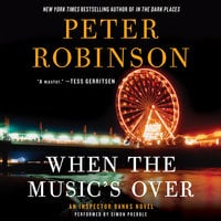 When the Music's Over - Peter Robinson