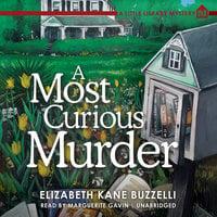 A Most Curious Murder - Elizabeth Kane Buzzelli