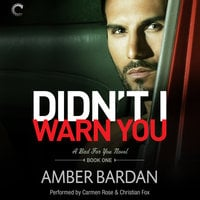 Didn't I Warn You - Amber Bardan