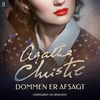 Dommen er afsagt - Agatha Christie