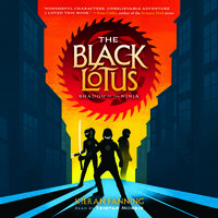 The Black Lotus - Shadow of the Ninja - Kieran Fanning