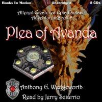 Plea of Avanda - Anthony G. Wedgeworth