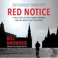 Red Notice - Bill Browder