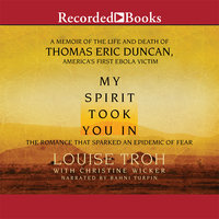 My Spirit Took You In - Louise Troh,Christine Wicker