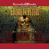 The Mummy Case - Elizabeth Peters