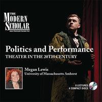 Politics and Performance - Megan Lewis
