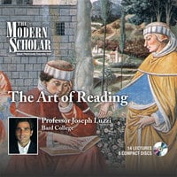 The Art of Reading - Joseph Luzzi