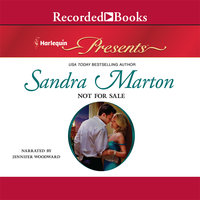 Not For Sale - Sandra Marton