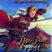 Peter Pan i rødt - Geraldine McCaughrean