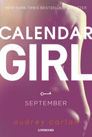 Calendar Girl: September - Audrey Carlan