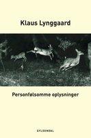 Personfølsomme oplysninger - Klaus Lynggaard