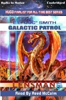 Galactic Patrol - Edward E. Smith