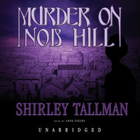 Murder on Nob Hill - Shirley Tallman