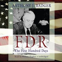 FDR - Anthony J. Badger