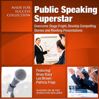 Public Speaking Superstar - Made for Success
