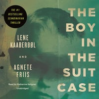 The Boy in the Suitcase - Agnete Friis, Lene Kaaberbøl