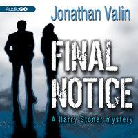 Final Notice - Jonathan Valin