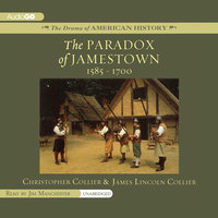 The Paradox of Jamestown - James Lincoln Collier,Christopher Collier