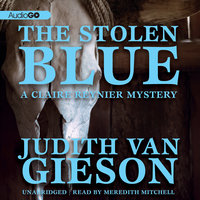 The Stolen Blue - Judith Van Gieson