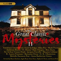 Great Classic Mysteries II - Various authors