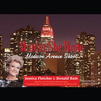 Madison Avenue Shoot - Jessica Fletcher, Donald Bain
