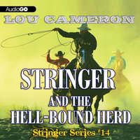 Stringer and the Hell-Bound Herd - Lou Cameron