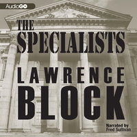 The Specialists - Lawrence Block
