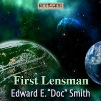 First Lensman - Edward E. Smith