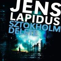 Sztokholm delete - Jens Lapidus