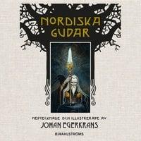 Nordiska gudar - Johan Egerkrans