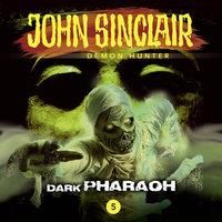 Dark Pharaoh - Jason Dark