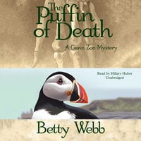 The Puffin of Death - Betty Webb