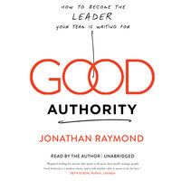 Good Authority - Jonathan Raymond