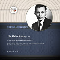 The Hall of Fantasy, Vol. 1 - Hollywood 360