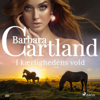 I kærlighedens vold - Barbara Cartland