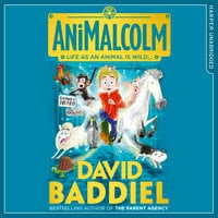 AniMalcolm - David Baddiel