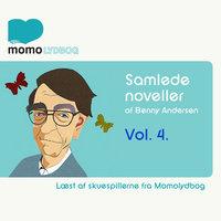 Samlede Noveller Vol.4 - Benny Andersen