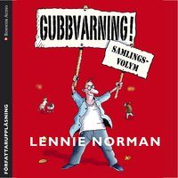 Gubbvarning samlingsvolym - Lennie Norman
