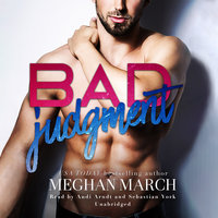 Bad Judgment - Meghan March