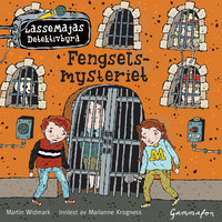 LasseMaja - Fengselsmysteriet - Martin Widmark